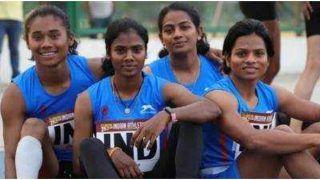 Tokyo Olympics: Karnataka's Dhaneshwari Likely to Take Hima Das Place in Indian 4x100m Relay Team