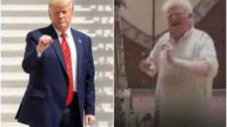 Donald Trump Seen Singing & Selling Ice-Cream in Pakistan; Oh Wait, That's His Doppelganger | Watch