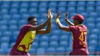 South Africa Beat West Indies In Final-Over Thriller