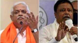 Tripura Crisis: Central BJP Leaders Arrive in Agartala to Meet Rebel MLAs Amid Speculations of Them Joining TMC