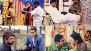 Salman Khan, Ajay Devgn, Aishwarya Rai's Unseen Photos From Sets of Hum Dil De Chuke Sanam Will Make You Fall in Love With Cult Classic Again