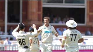 1st Test vs England : New Zealand Finish 4th Day With 165-Run Total Lead