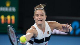 Maria Sakkari, Coco Gauff Move Into French Open Pre-Quarterfinals