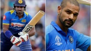 Sony Reveals India-Sri Lanka Limited Overs' Series Schedule