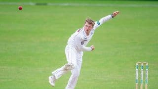 Off-Spinner Dom Bess Recalled to England Test Squad