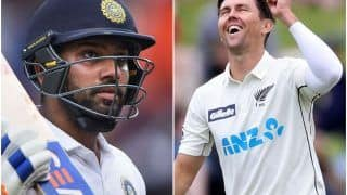 WTC Final: Rohit Sharma Opens up on Battle Against Trent Boult