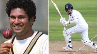 Shafali Verma Becomes Youngest Woman to Hit Two Fifties on Test Debut, Joins Sachin Tendulkar in Elite List