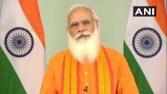 International Yoga Day 2021: PM मोदी ने बताई ये बड़ी बात-'अब विश्व को M-Yoga एप की शक्ति मिलने जा रही है', Live Udates