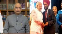 राष्ट्रपति कोविंद और PM  मोदी ने मिल्खा सिंह के निधन पर जताया गहरा शोक