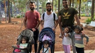 इंग्लैंड दौरे पर भारतीय खिलाड़ियों के साथ जा सकेंगी उनकी पत्नियां, ब्रिटिश सरकार ने दी मंजूरी