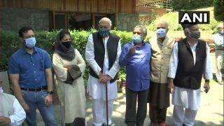 Gupkar Alliance to Participate in PM Modi's Kashmir Meeting on Thursday