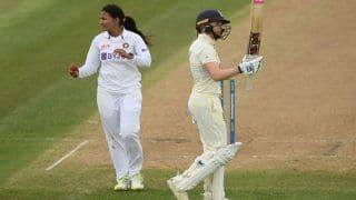 LIVE India-W vs England-W 2021, Day 2: Dunkley Takes Eng Past 300