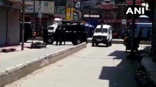 J&K: आतंकियों ने CRPF-पुलिस टीम पर किया हमला, दो पुलिस जवान शहीद, दो घायल और 2 नागरिकों की भी हुई मौत