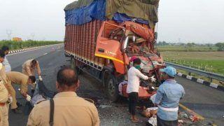 Agra-Lucknow Expressway पर बड़ा सड़क हादसा, पांच लोगों की दर्दनाक मौत, CM योगी ने जताया दुख