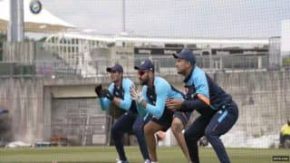 WTC Final: First Visuals of Team India's Group Training Session in Southampton