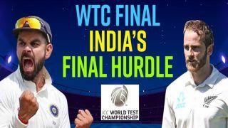 WTC 2021: India's Final Clash