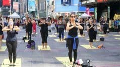 International Yoga Day 2021:  योग दिवस आज, थोड़ी-ही देर में पीएम मोदी बताएंगे योगा फॉर वेलनेस का महत्व
