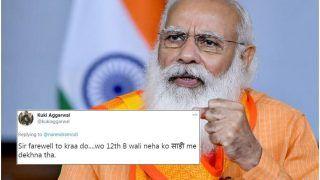 'Neha Ko Saree me Dekhna Tha': Student Requests PM Modi to Allow School Farewell, Tweet Goes Viral