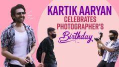 कैप्टन इंडिया का पहला पोस्टर हुआ जारी तो फैंस को बीच पहुंचे Kartik Aaryan, वीडियो में देखें एक्टर की मस्ती