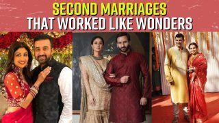 शिल्पा से लेकर करीना तक, ये हैं वो मशहूर बॉलीवुड सेलेब्स जिनकी दूसरी शादी रही सफल- VIDEO