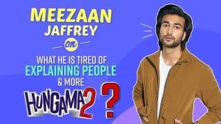 Hungama 2: Meezaan Jaffrey On 'Shilpa Shetty Ageing Backwards', What's Between Him And Navya Nanda And More | Exclusive