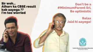 'Relax, Jald Hi Aayega': CBSE Uses 'Chellam Sir' Meme to Calm Anxious Parents Ahead of Class 10, 12 Results