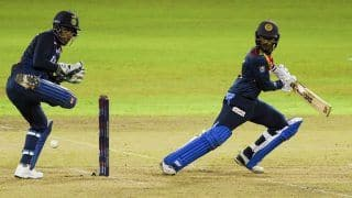 T20I: Sri Lanka Beat Depleted India by 4 Wickets to Keep Series Alive