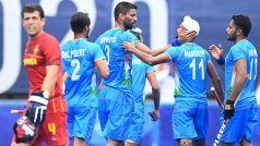 Tokyo Olympics 2020: रुपिंदर सिंह ने दागे दो गोल; भारतीय पुरुष हॉकी टीम ने स्पेन को 3-0 से हराया