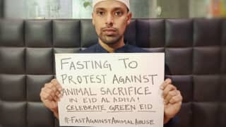 'Say No to Bloodshed': Muslim Man Observes 72-Hour Fast to Protest Against Animal Sacrifice on Eid