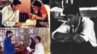 Devdas Completes 19 Years: Shah Rukh Khan Reveals His 'Dhoti Kept Falling Off' As He Shares Unseen BTS Pictures