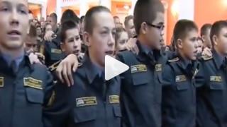 Russian Military Cadets Sing Mohammed Rafi's Patriotic Song 'Aye Watan', Anupam Kher Shares Video | Watch