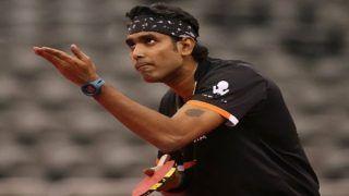 Tokyo Olympics: मौजूदा चैंपियन शरत कमल हारे, टेबल टेनिस में भारतीय चुनौती समाप्त