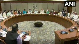 Union Cabinet Meeting Today: पांच साल तक जारी रहेगा आयुष मिशन, केंद्रीय कर्मचारियों का बढ़ा DA, कैबिनेट के फैसले