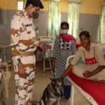 ITBP's Retired K9 Heroes Now Deployed as 'Therapy Dogs' to Offer Emotional Support to Patients