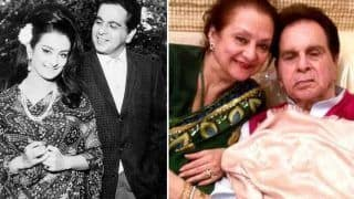 Saira Banu's First Words After Dilip Kumar's Death: 'My Reason For Living is Gone'