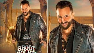 Bhoot Police New Poster Out: Saif Ali Khan Aka Vibhooti is All Set To Fight Paranormal Forces