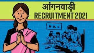 Anganwadi Recruitment 2021: Find Jobs For Various Posts, No Exam Required, Class 10th Candidates Can Apply | Find Vacancy, Salary Details