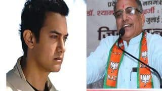 People Like Aamir Khan Responsible For Population Imbalance in India: BJP MP Sudhir Gupta