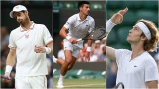 Wimbledon Results 2021: Andy Murray Inspirational Run Comes to an End; Novak Djokovic Charges Into 4th Round, Andrey Rublev Leads Russian Charge