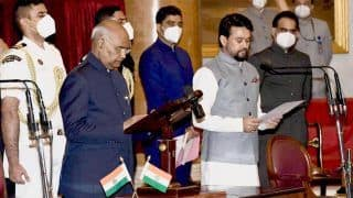 Anurag Thakur Replaces Kiren Rijiju as India's New Sports Minister Just Two Weeks Before Tokyo Olympics 2020