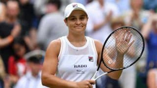 Wimbledon: Hope I Made Evonne Cawley Proud, Says Ash Barty After Title Win