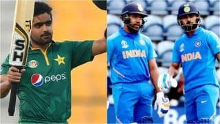 ICC Rankings 2021: Babar Azam Consolidates No.1 Position in ODI Charts, Virat Kohli-Rohit Sharma Occupy 2nd And 3rd Spots Respectively