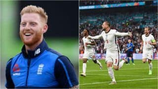 Ben Stokes Hails England Football Team After Euro 2020 Final Loss vs Italy, Calls Them Absolute Legends