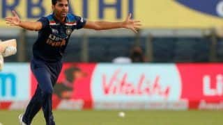 Exciting To Play Against Pakistan But Not Thinking About WT20 Clash Now: Bhuvneshwar Kumar