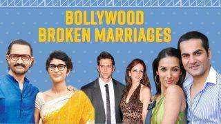 From Aamir Khan-Kiran Rao To Farhan Akhtar-Adhuna Bhabani: List of Bollywood Couples Who Broke Off Their Marriage