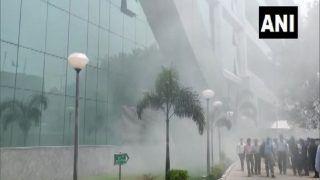 Fire in CBI Building at CGO Complex in Delhi, Blaze Under Control