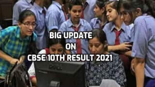 CBSE 10th Result 2021 UPDATE: Board Expected to Announce Class 10 Exam Results DATE Today | Know How to Check Scores