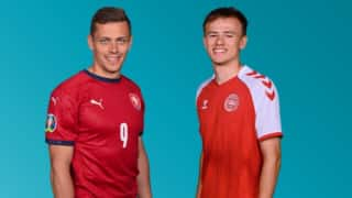 CZR vs DEN Dream11 Team Prediction, Fantasy Tips Euro 2020: Captain, Vice-captain - Czech Republic vs Denmark, Playing 11s For Today's Quarterfinal 3 at Baku Olympic Stadium at 9:30 PM IST July 3 Saturday
