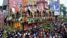 Mahakal Sawari Ujjain: चांदी की पालकी में सवार होकर निकले महाकाल, दर्शनों के लिए उमड़े भक्त