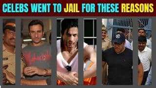From Saif Ali Khan to John Abraham, Celebrities Who Went To Jail | Watch Video To Know Why